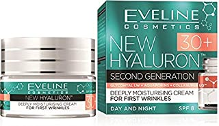 Eveline cosmetic hyaluron expert 30+ HXPERT FUSION CAEAM-CONCENTRATEB