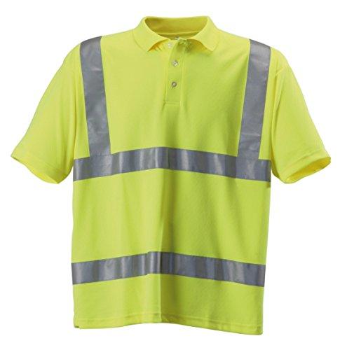 BLACKROCK 80310 Gelbes High Visibility Shirt EN471, Klasse 2, M, gelb, 50