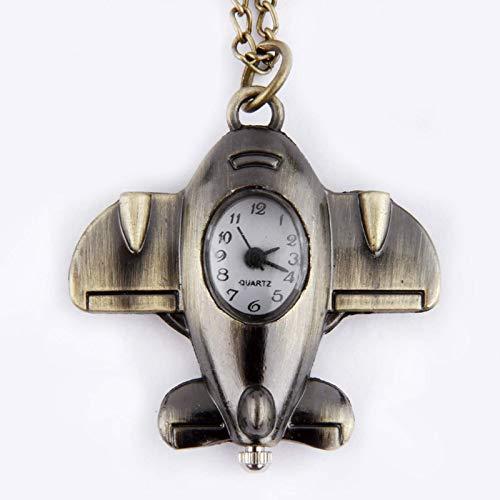 Pioneer NOSTALGIC BRONZE ENLACE ENLACE Tableta Llavero Tabla de mesa Vintage Pads Watch Style Style Reloj de bolsillo