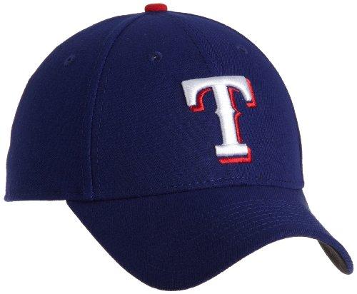 New Era The League Texas Rangers Gm - Casquette pour Homme, Couleur Bleu, Taille OSFA