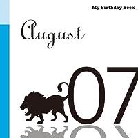 8月7日 My Birthday Book