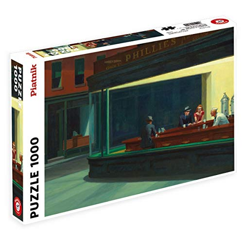 Piatnik 5384 - Hopper, Nighthawks - Puzzle