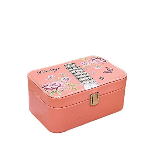 YICHEN Cajas de exhibición de Almacenamiento Estantes de joyería y Productos para el Cuidado de la Piel, tocadores y encimeras Modernos gabinetes