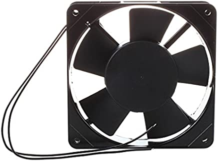 TOOGOO(R) AC 220V-240V 120x120x25 mm Fan for PC Black