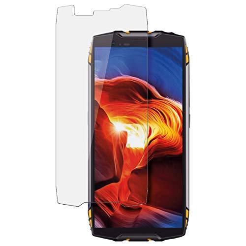 disGuard Schutzfolie für Blackview BV6800 Pro [4 Stück] Entspiegelnde Displayschutzfolie, MATT, Glasfolie, Panzerglas-Folie, Displayschutz, Hoher Härtegrad, Glasschutz, Anti-Reflex