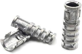 Long Qty 250 Zinc Plated Lag Shield Expansion Anchors 3//8 x 2-1//2