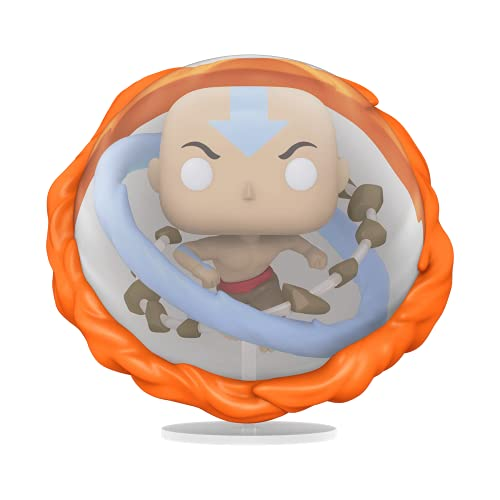 Funko 56022 POP Super Avatar- Aang All Elements