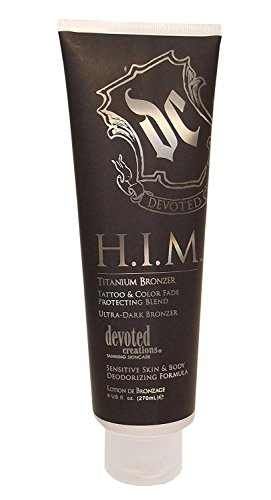 Devoted Creations - H.I.M. TITANIUM Bronzer - 8.5 oz.