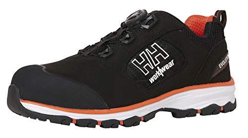 Helly Hansen Workwear Unisex x Construction Shoe, Schwarz, 48 EU