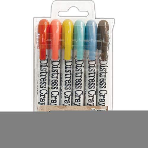 Ranger Tim Holtz Distress Crayons - Set #7