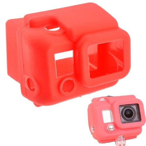 GANKIN JTJ ACD ST-41 Etui de Protection for GoPro HERO3 (Vert) (Color : Red)