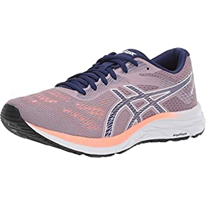 ASICS Women's Gel-Excite 6 Running Shoes, 9, Violet Blush/Dive Blue
