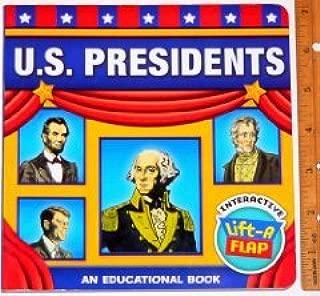 U.S. Presidents/World/USA Educational Lift-a-Flap Books