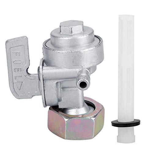 DEWIN Schaltventil - EIN/Aus Kraftstoffventil Benzingenerator Gastank EIN/aus Kraftstoffschaltventilpumpe