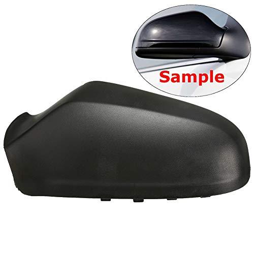 YSHtanj - Carcasa para espejo retrovisor de coche para Opel Astra H 04-09, color negro