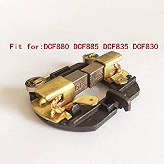 Corolado Spare Parts, Replacement Carbon Brush Holder Brush Assembly for Dewalt Dcf880 Dcf885 Dcf835 Dcf830 Electric Hammer Drill 450374-12 N187232