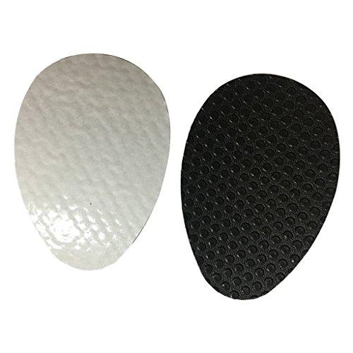 F Fityle 6 Paar Selbstklebend Anti-Rutsch-Sohle Pads Schützer Kissen für glatte Sohlen