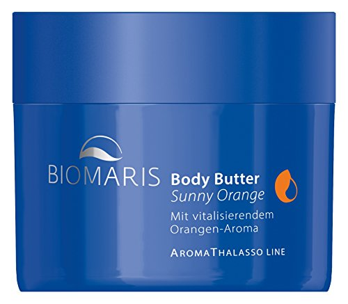 Biomaris Body Butter Sunny Orange