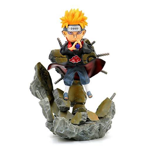 PLL Naruto-Pain (Q.Ver) Action-Figur Modell Dekorationen Naruto Shippuden-Sammlung