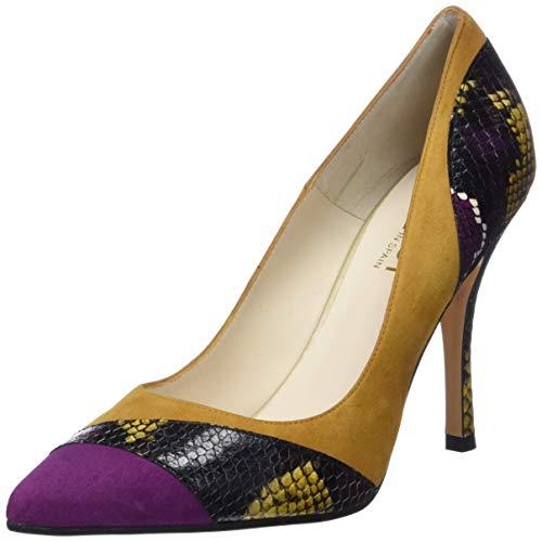 lodi VOILA, Zapatos de tacón con Punta Cerrada para Mujer, (Grape), 40 EU