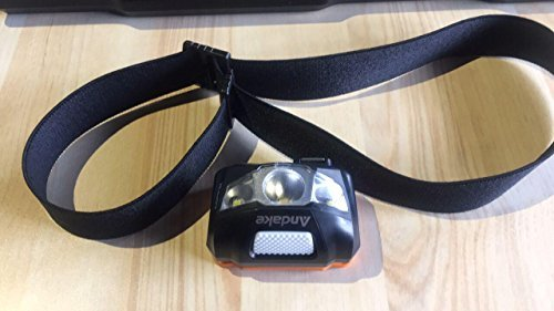 CREE LED 190 Lumen Flutlicht Punktlicht umschaltbar 5 Stufen dimmbar USB wiederaufladbar wasserdicht IPX5 verstellbarer Lichtwinkel Stirnlampen Kopflampe Lampe Joggen Klettern Wandern Fahrrad fahren