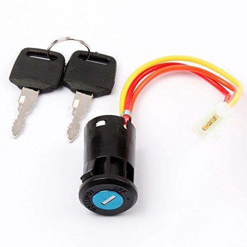 Zündschloss für Mach1 Elektro Scooter mit Licht