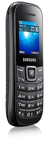 Samsung Guru 1200 (GT-E1200, Black)