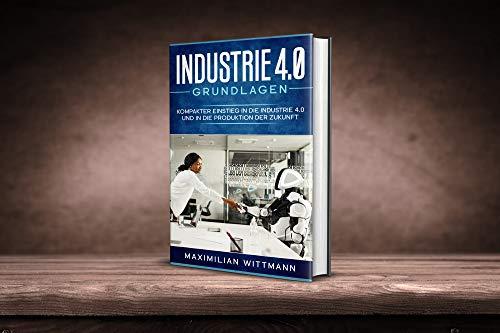Industrie 4.0 Grundlagen: Ihr kompakter Einstieg in die Industrie 4.0 und in die Produktion der Zukunft: Finden Sie heraus, wie der Mensch und Roboter in der smarten Fabrik zusammenarbeiten.