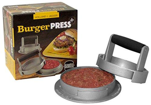 Holland & Jagger Best Burger Press—Hamburger Patty...