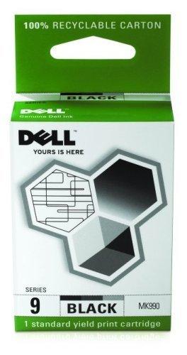 Dell Series 9 MK990 Black Standard Ink Cartridge