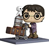 Funko Pop! Deluxe: Harry Potter 20th Anniversary - Harry Pushing Trolley