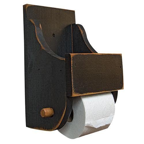 Top 10 best selling list for primitive wood toilet paper holder