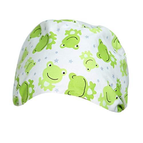 TENDYCOCO Regolabile cap di Lavoro Stampati Cotton Bouffant Hat Scrub Caps (Colore 7)