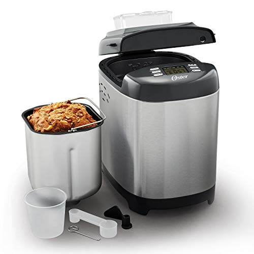 Oster Bread Maker with ExpressBake | 2 Pound Capacity