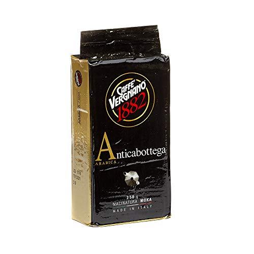 Caffè Vergnano Antica Bottega A, gemahlener Kaffee , 250 g