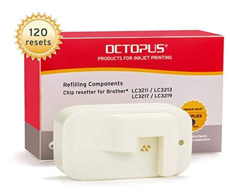 Druckertinte für Brother LC-3217, LC-3219 100 ml RESET Resetter