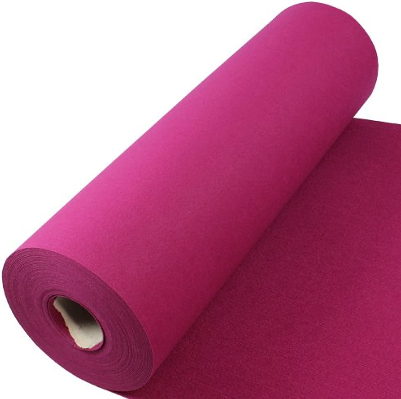 PARTYRAMA.CO.UK 25 Metres Prestige Heavy Duty Purple Carpet Runner