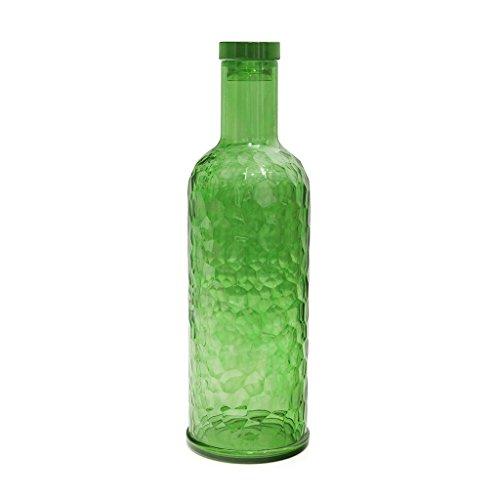 Balvi Botella Provence 1L Color Verde con tapón Acrílico 28cm