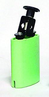 Db Percussion DB0732 - Temple block plástico verde, color gris