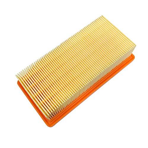 WUYANZI Filtro del hogar Ajuste al vacío para Karcher ad2 ad3 ad3 ad4 6.415-953.0 Piezas de Limpieza para interceptar Polvo Fino 197 * 97 * 50mm 2020 Nuevo Filtro