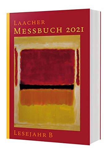 Laacher Messbuch 2021 kartoniert: Lesejahr B