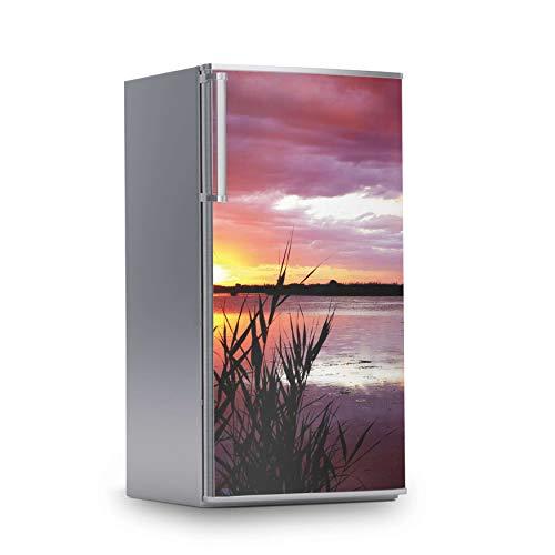 Kühlschrank Folie I Dekofolie für Kühlschranktür - Sticker Folie selbstklebend I Dekoration Küche - Design: Dream Away