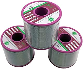Welding Wires - 800g 1000g/roll Sn50Pb50 FLUX 1.8~2.5% Tin Lead Tin Wire Melt Rosin Core Solder Soldering Wire Roll 0.6~1....