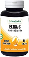 Extra-C Vitamin-C with Rose Hips