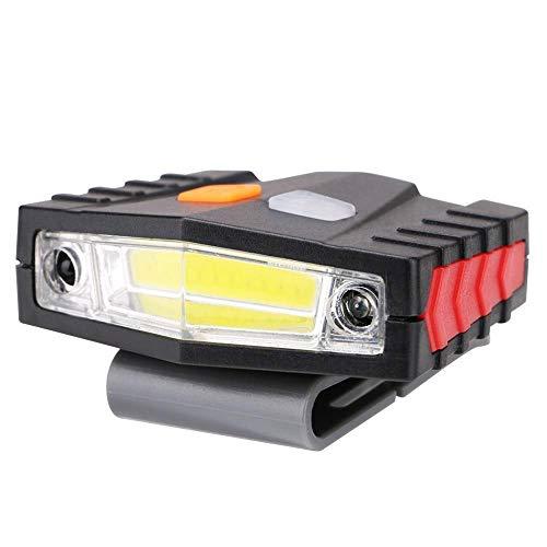 ZTKGB LED sensor koplamp hoed clip licht outdoor redding reizen touch sensor koplamp USB opladen nacht rijlicht lichaam