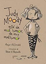 Judy Moody Was in a Mood Not a Good Mood a Bad Mood[SPA-JUDY MOODY WAS IN A MOOD N][Spanish Edition][Paperback]
