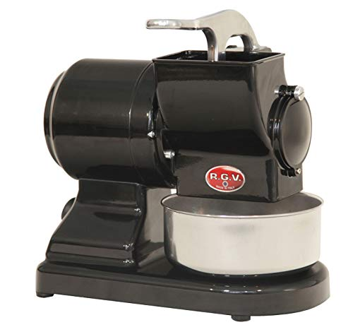 RGV MAXI VIP 8G/S NERA - Rallador de queso eléctrico
