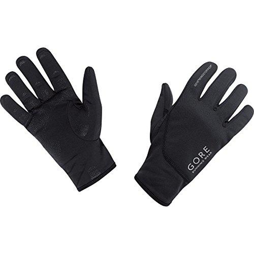 GORE WEAR Handschuhe Essential Windstopper Soft Shell, Schwarz, 10