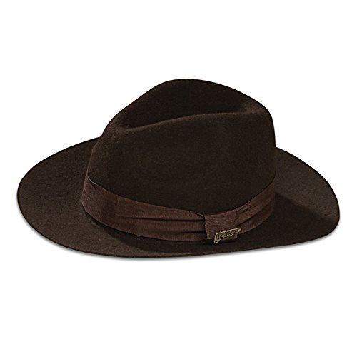 Chapeau Indiana Jones Deluxe pour adultes