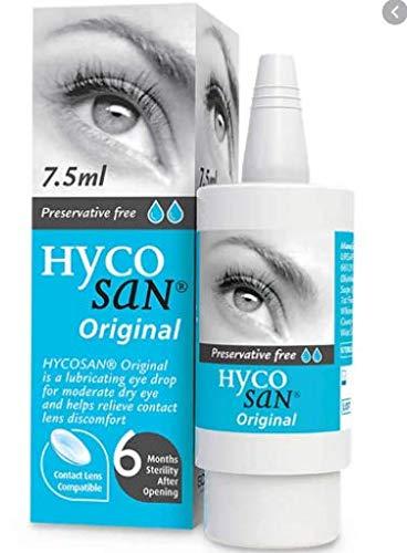 Hycosan Original Eye Moisturiser 7.5 ml
